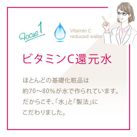 ビタミンC還元水